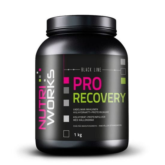 NutriWorks Pro Recovery 1000g