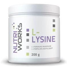 NutriWorks L-Lysine 200g