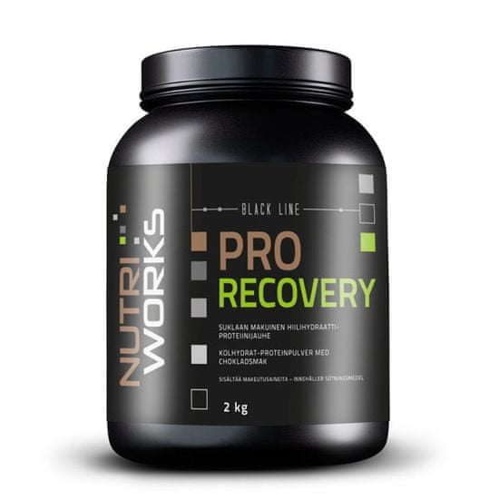 NutriWorks Pro Recovery 2000g