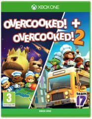 Soldout Sales & Marketing Overcooked + Overcooked 2 Double Pack igra, Xbox One
