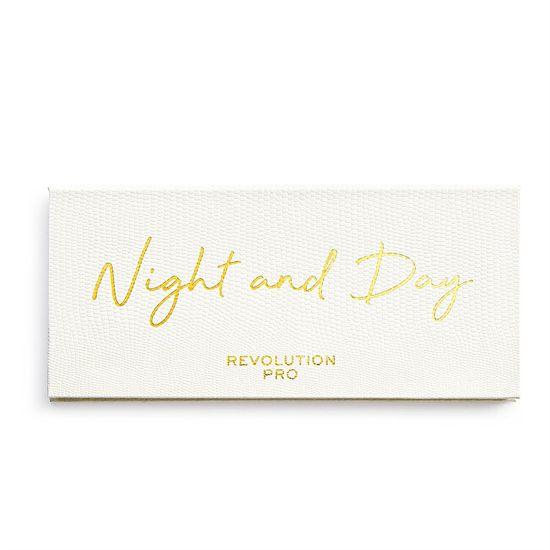 Revolution PRO Night & Day PRO (Colour Focus Palette) 15 g