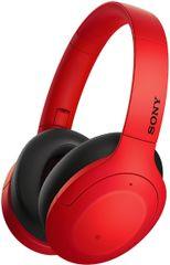 Sony WH-H910N brezžične slušalke, rdeče