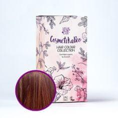 Cosmetikabio 100% přírodní barva na vlasy Mahagonová 100 g