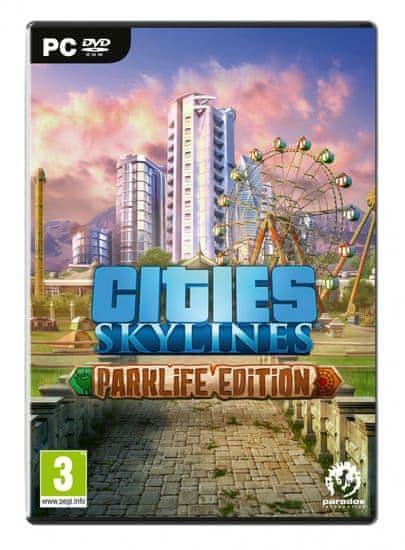 Paradox Interactive Cities: Skylines - Parklife Edition igra, PC