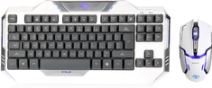 E-Blue Set Auroza, bílý, US (EKM811WHUS-IU)