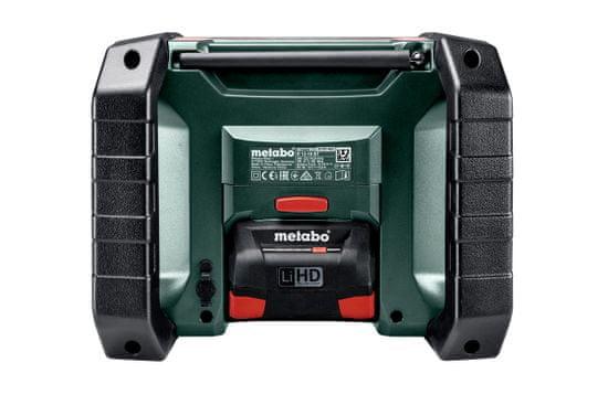 Metabo R 12-18 BT akumulatorski radio za gradbišča (600777850)