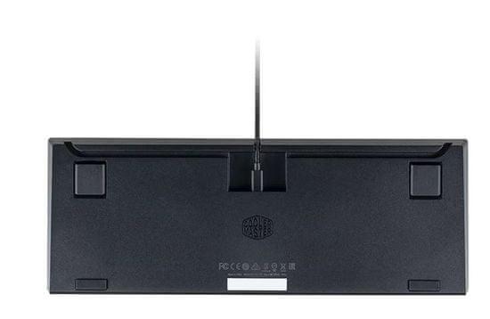 Cooler Master klawiatura gamingowa MK730, Cherry MX Brown, US (MK-730-GKCM1-US)