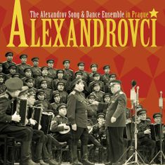 Alexandrovci: Historické nahrávky 1946-1955 - CD