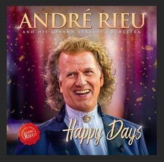 Happy Days (2019) /Deluxe Edition - CD + DV - CD+DVD
