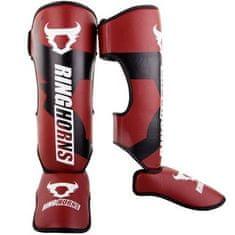 """VENUM Holenní chrániče """"Ringhorns Charger"""", červená XL"""