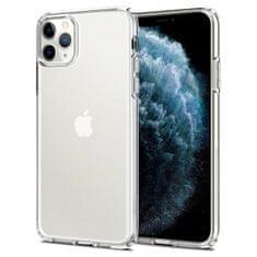 Spigen Liquid Crystal ovitek za Apple iPhone 11 Pro, silikonski, prozoren