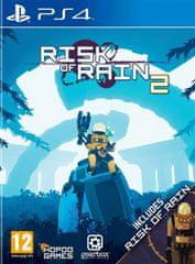 GearBox Risk of Rain 2 Bundle igra, PS4