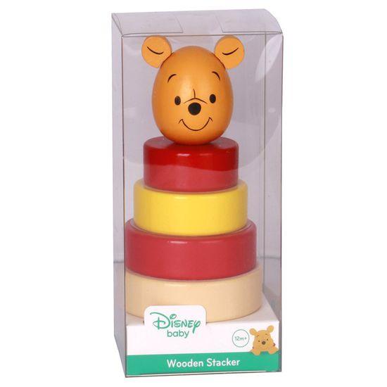 Derrson Disney Dřevěná pyramida Medvídek Pú