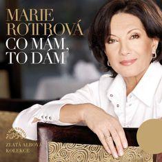 Rottrová Marie: Co mám, to dám (17x CD + DVD) - CD+DVD