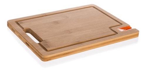 Banquet Brillante Bamboo drvena daska za rezanje, 28 x 21 x 1,5 cm