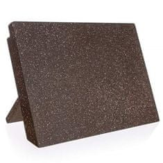 Banquet Granite Brown magnetna deska za nože, MDF, 30 x 21,5 cm