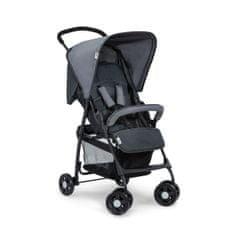 Hauck otroški voziček Sport 2020, charcoal/stone - Odprta embalaža