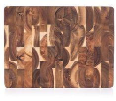 Banquet Brillante Acacia drvena daska za rezanje, 40 x 30 x 3,3 cm
