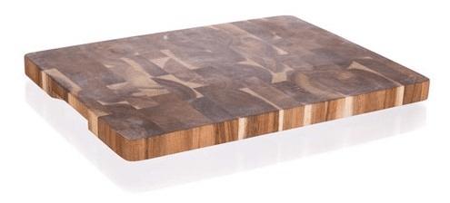 Banquet Brillante Acacia lesena deska za rezanje, 40 x 30 x 3,3 cm