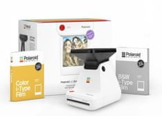 POLAROID Originals Lab skener + črnobeli in barvni film i-Type