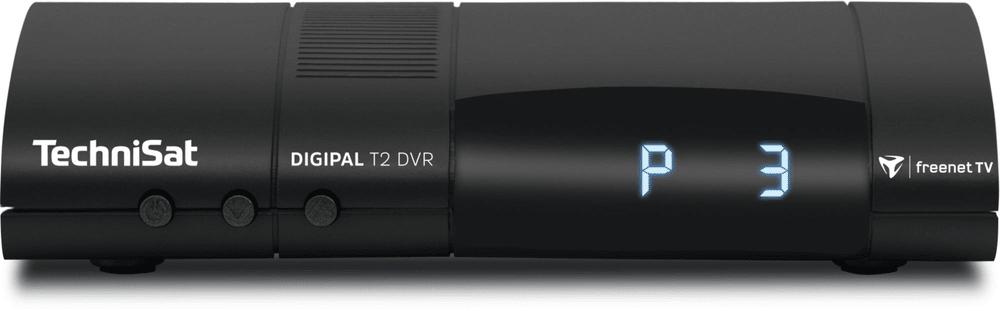 Technisat DIGIPAL T2/C DVR, antracit