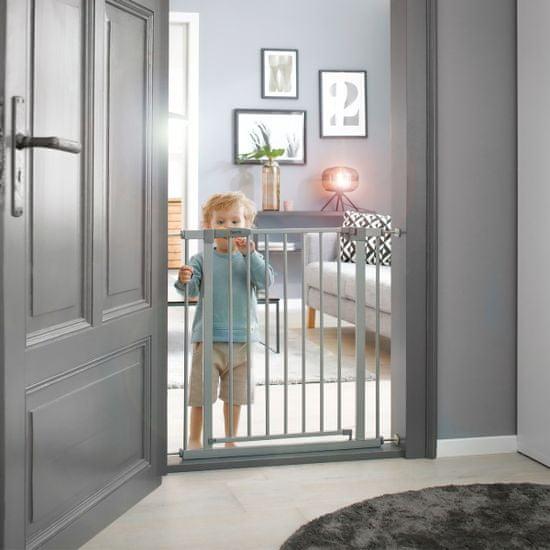 Hauck sigurnosna ograda Stop N Safe 2020 + 21 cm produžetka