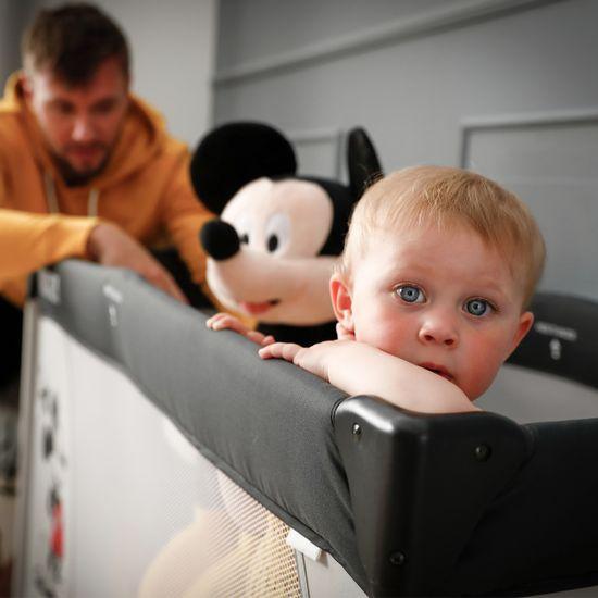 Hauck Disney Dream´n Play 2020 cestovní postýlka