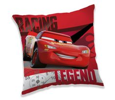 Jerry Fabrics Polštářek Cars Legend