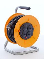 Munos prodlužovací kabel na bubnu 25m HOBBY 1000110