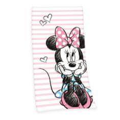 Herding ręcznik Minnie, pasy, 75x150 cm