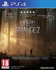 Square Enix Life Is Strange 2 igra, PS4