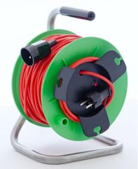 MUNOS predlžovací kábel na bubne 40m BASIC 1000334