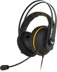 Asus TUF Gaming H7, sárga (90YH01RY-B1UA00)