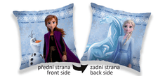 Jerry Fabrics Polštářek Frozen 2 sides