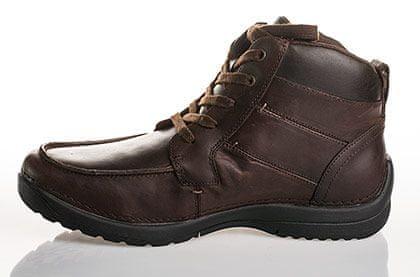 Levi's Pánská kožená kotníková obuv - 44