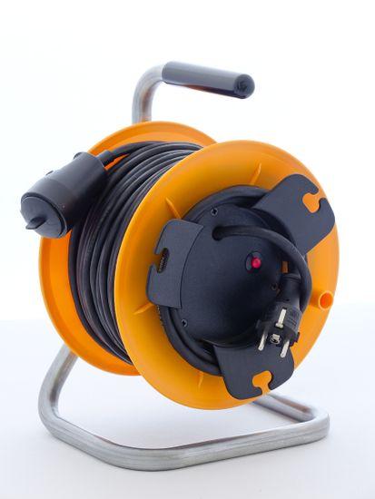 Munos prodlužovací kabel na bubnu 25m HOBBY 1000310