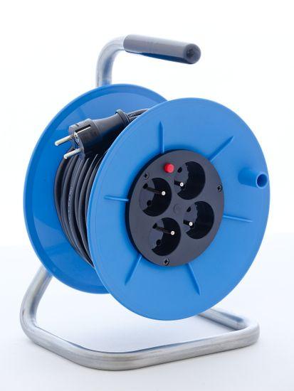 Munos prodlužovací kabel na bubnu 25m BASIC 1000114