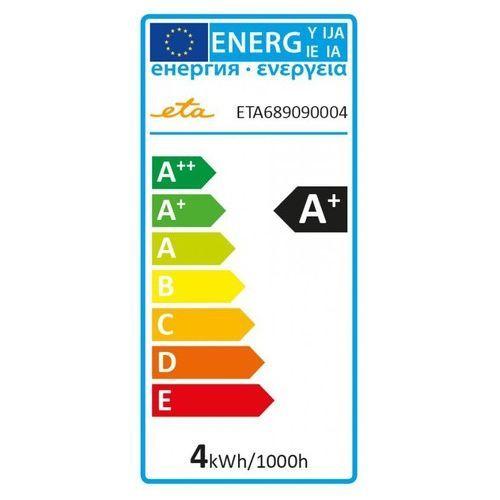 ETA žarnica, LED, 6 W, GU10, toplo bela