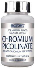 Scitec Nutrition Chromium Picolinate 100tabliet