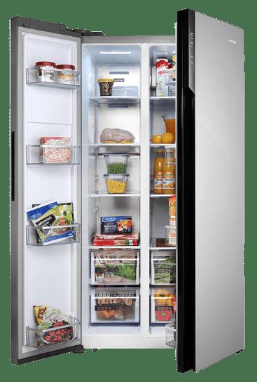 Concept americká lednička LA7591ig