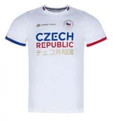ALPINE PRO pánské tričko Ayum S bílá