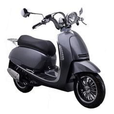 CLS MOTORCYCLE CLS VIENNA R 125i 6,5 kW šedá