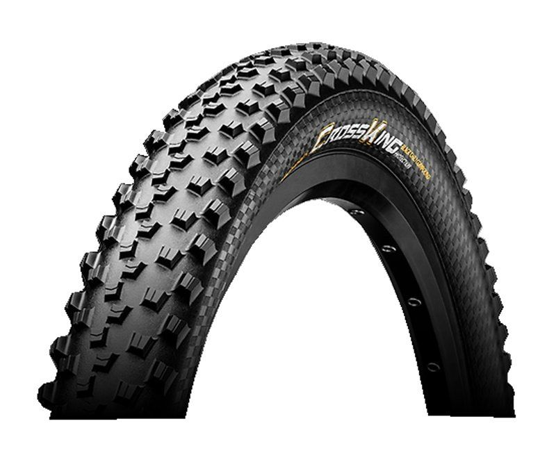 "Continental plášť Continental Cross King ProTection 29""x2.2/55-622 kevlar"
