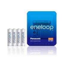 Panasonic Eneloop baterije AAA, 4 kosi