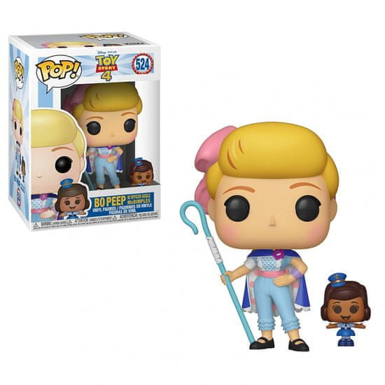 Funko POP! Disney: Toy Story 4 figurica, Bo Peep w/Officer McDimples #524