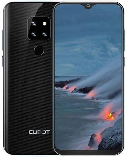 Cubot P30, 4GB/64GB, Black