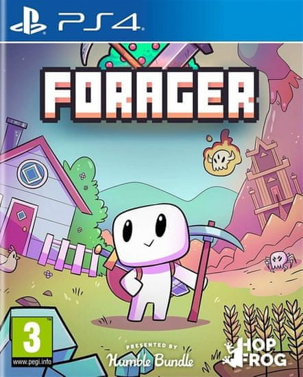 Humble Bundle Forager igra, PS4