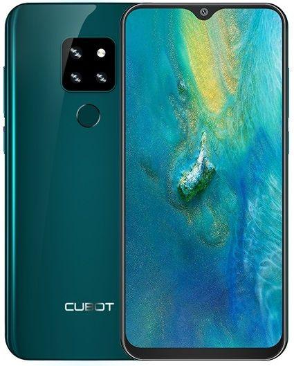 Cubot P30, 4GB/64GB, Green
