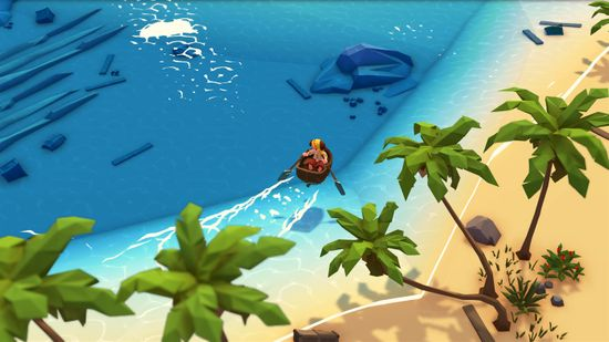 Merge Games Stranded Sails: Explorers Of The Cursed Islands igra, Xbox One