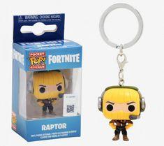 Funko POP! Fortnite S1A obesek za ključe, Raptor